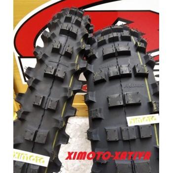 Oferta Juego MITAS 90/90x21 C19 + 140/80x17 EF07 FIM Enduro