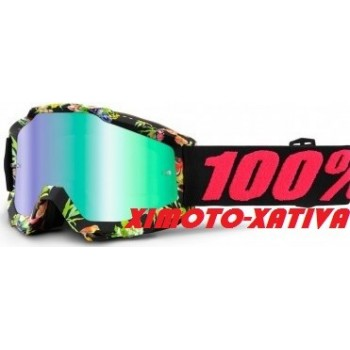 Gafa 100% Accuri Chapter 11 Green Lens