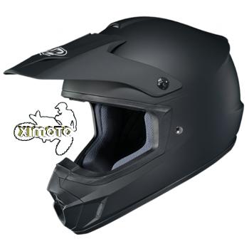 HJC casco CSMX-II noir matt