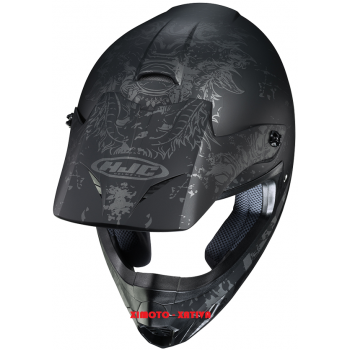 CASCO HJC csmxII creeper