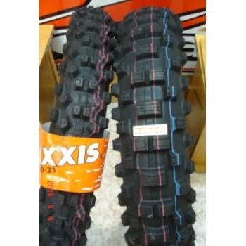 Oferta Juego MAXXCROSS 90/100x21+ MAXXENDURO 140/80x18