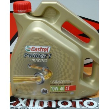 CASTROL POWER-1 RACING 10w40 4Ltrs.