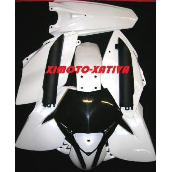 BETA RR KIT PLASTICA COMPLETA 05-09 BLANCO