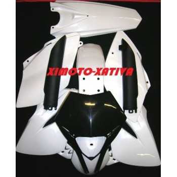 BETA RR KIT PLASTICA COMPLETA 05-09 BLANCO