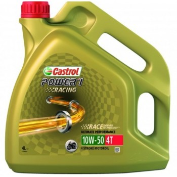 CASTROL POWER-1 Racing 10w50 4L.