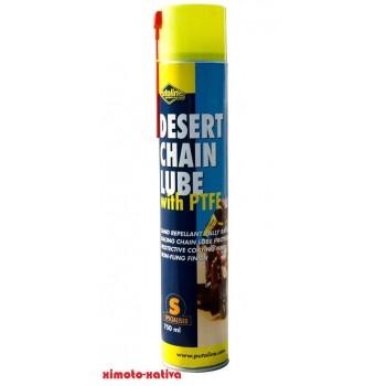 Putoline Desert Chain Lube 750ml