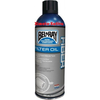 Bel-Ray lubricante filtros aire papel